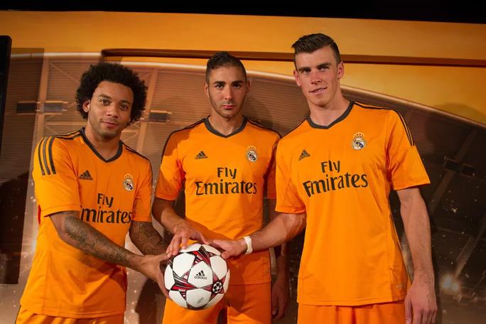 Lộ hợp đồng tài trợ hơn 1 tỉ euro của Real Madrid - Ảnh 1.