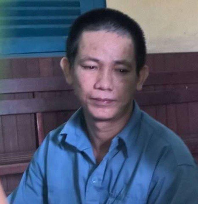 Bị cáo Bùi Văn Hiền tại phiên tòa.