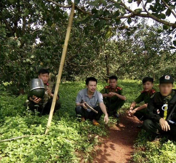 Nhân viên Công ty Long Sơn lại đánh người - Ảnh 2.