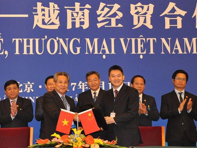 Lộc Trời mở công ty tại Trung Quốc bán gạo, cà phê,… - Ảnh 1.