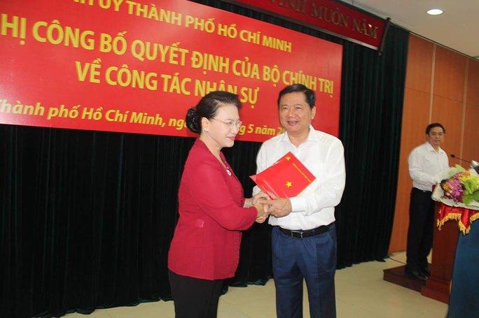 Ông Nguyễn Thiện Nhân làm Bí thư Thành ủy TP HCM - Ảnh 2.
