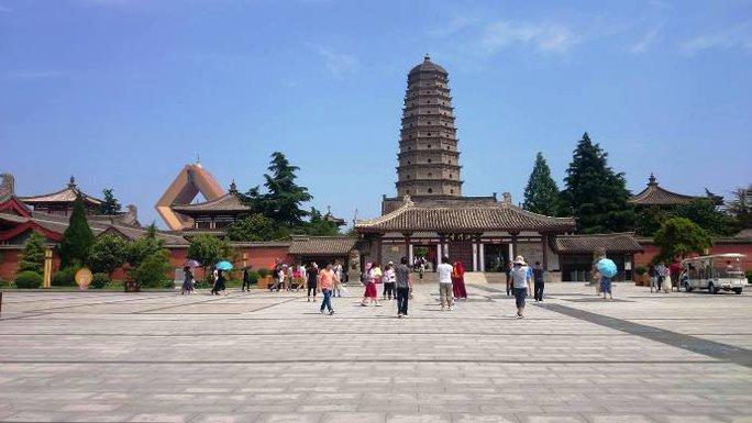 Bí ẩn bảo vật ngàn năm trong ngôi chùa lớn nhất Trung Quốc - Ảnh 35.