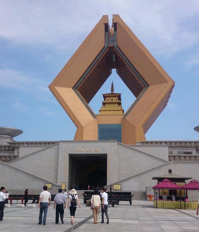 Bí ẩn bảo vật ngàn năm trong ngôi chùa lớn nhất Trung Quốc - Ảnh 14.