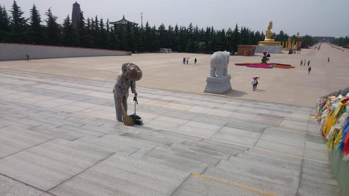 Bí ẩn bảo vật ngàn năm trong ngôi chùa lớn nhất Trung Quốc - Ảnh 11.