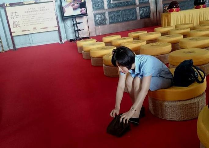 Bí ẩn bảo vật ngàn năm trong ngôi chùa lớn nhất Trung Quốc - Ảnh 24.