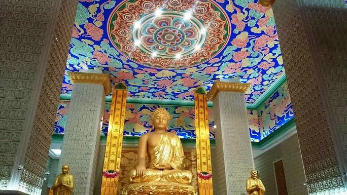 Bí ẩn bảo vật ngàn năm trong ngôi chùa lớn nhất Trung Quốc - Ảnh 27.