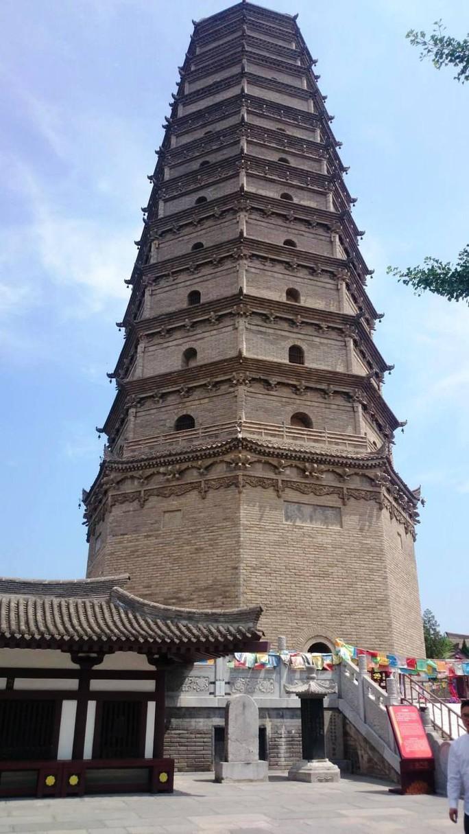 Bí ẩn bảo vật ngàn năm trong ngôi chùa lớn nhất Trung Quốc - Ảnh 30.
