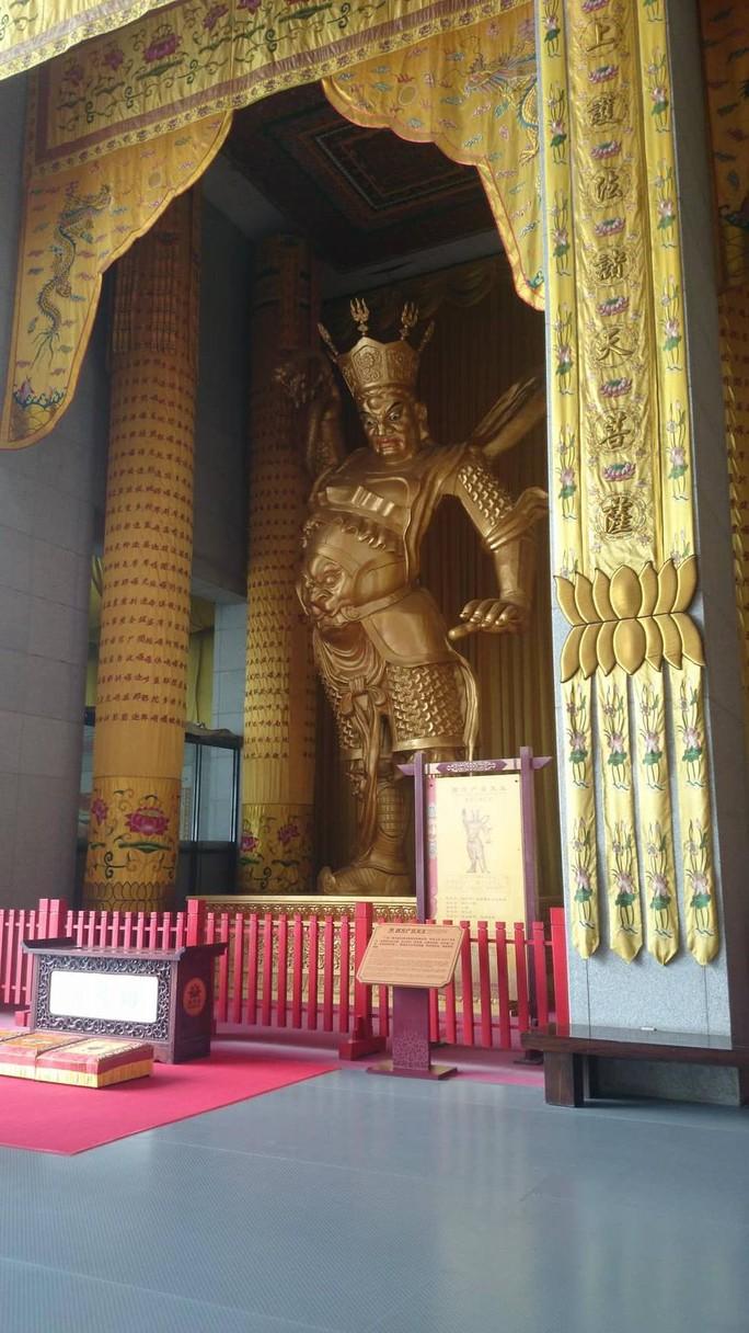 Bí ẩn bảo vật ngàn năm trong ngôi chùa lớn nhất Trung Quốc - Ảnh 17.