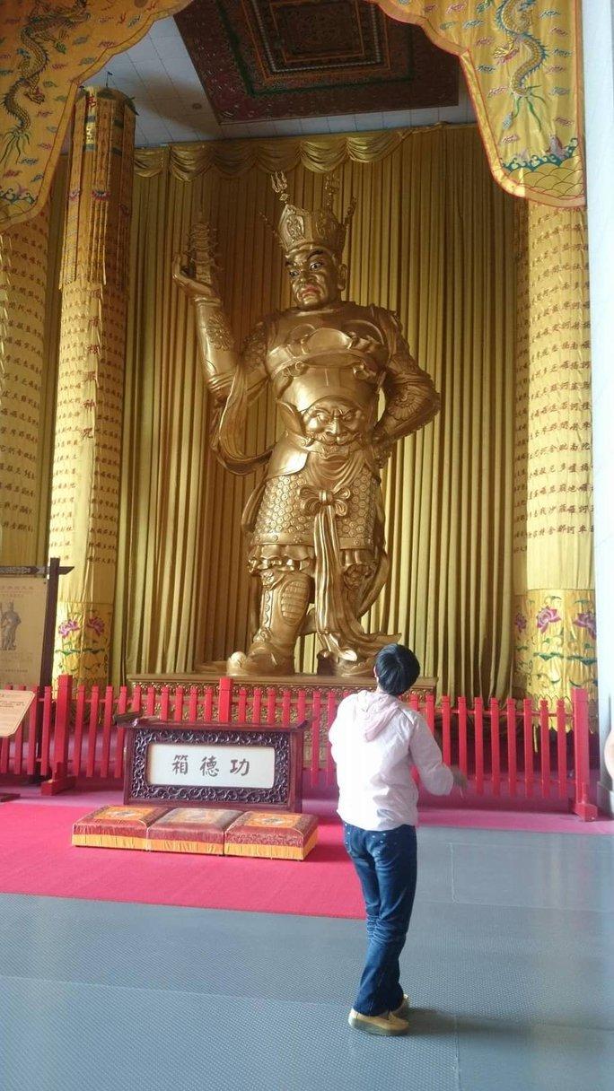 Bí ẩn bảo vật ngàn năm trong ngôi chùa lớn nhất Trung Quốc - Ảnh 18.