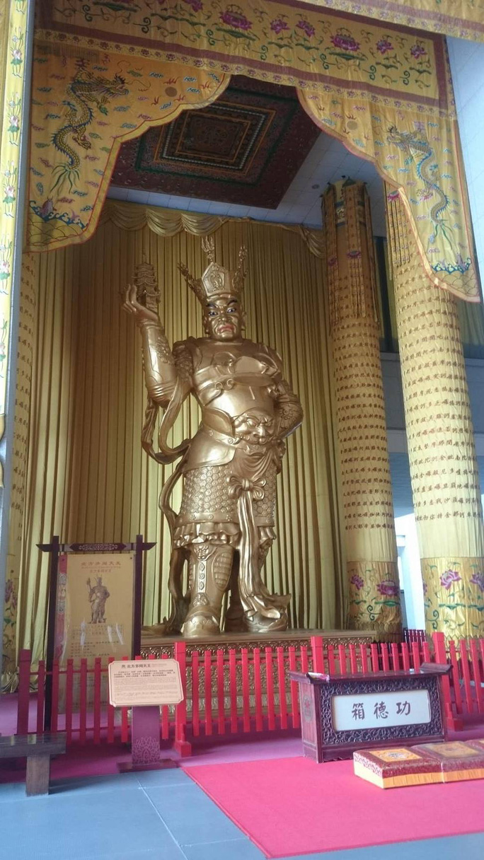Bí ẩn bảo vật ngàn năm trong ngôi chùa lớn nhất Trung Quốc - Ảnh 19.