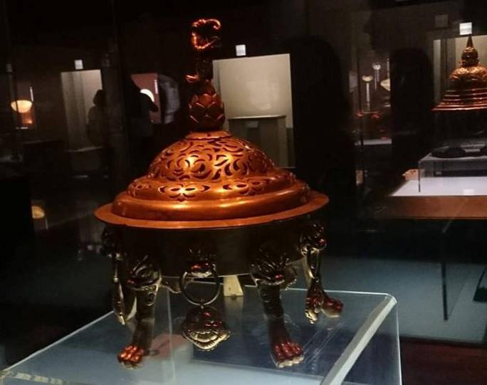 Bí ẩn bảo vật ngàn năm trong ngôi chùa lớn nhất Trung Quốc - Ảnh 41.