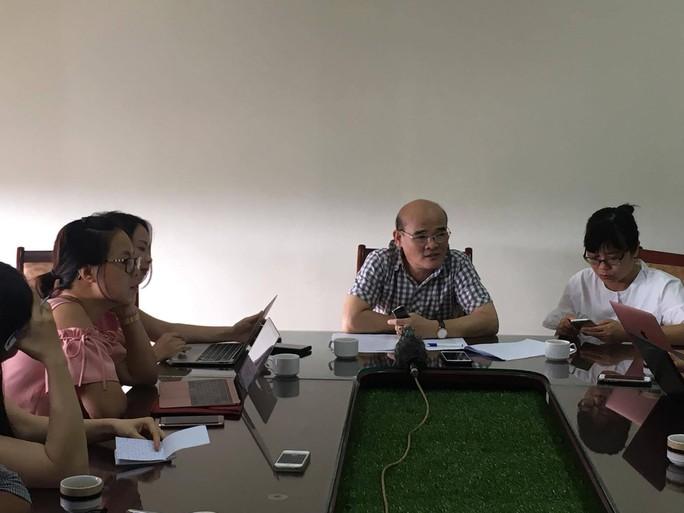 Bộ Y tế lên tiếng vụ bác sĩ Hoàng Công Lương bị bắt - Ảnh 1.