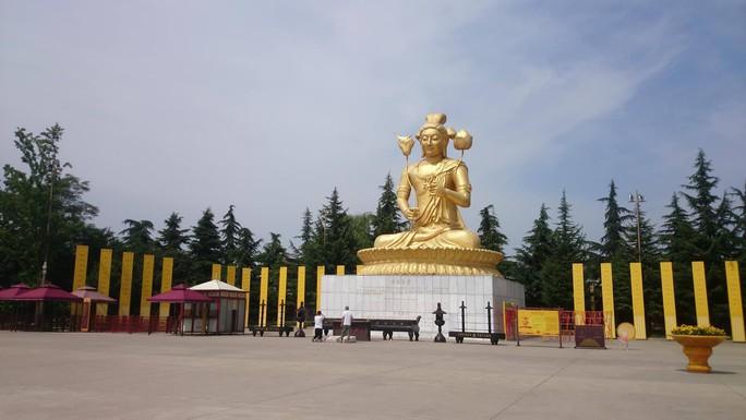 Bí ẩn bảo vật ngàn năm trong ngôi chùa lớn nhất Trung Quốc - Ảnh 4.