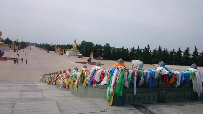 Bí ẩn bảo vật ngàn năm trong ngôi chùa lớn nhất Trung Quốc - Ảnh 12.