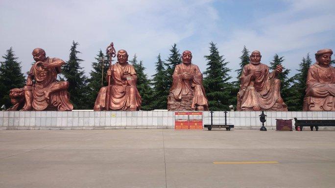 Bí ẩn bảo vật ngàn năm trong ngôi chùa lớn nhất Trung Quốc - Ảnh 3.