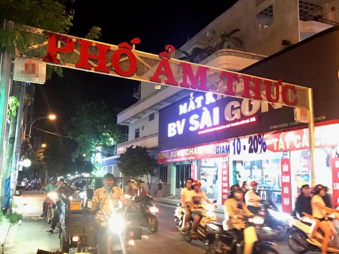 Phố ẩm thực cửa ngõ phía Tây Sài Gòn hoạt động ra sao? - Ảnh 1.