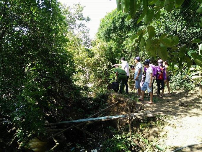 Đi câu, phát hiện thi thể phụ nữ trôi trên sông Đồng Nai - Ảnh 1.