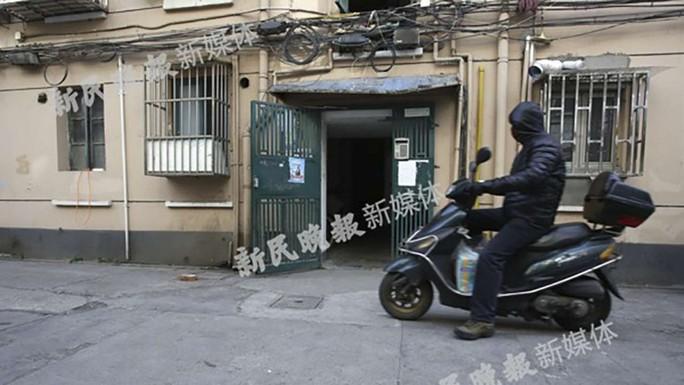 Căn hộ - nơi hung thủ và nạn nhân sinh sống. Ảnh: SCMP