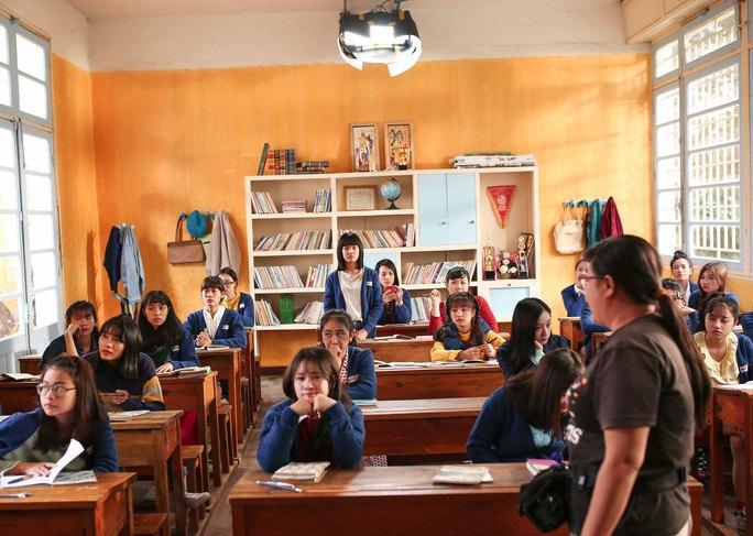 Hồng Ánh  làm nàng thơ của Nguyễn Quang Dũng - Ảnh 8.