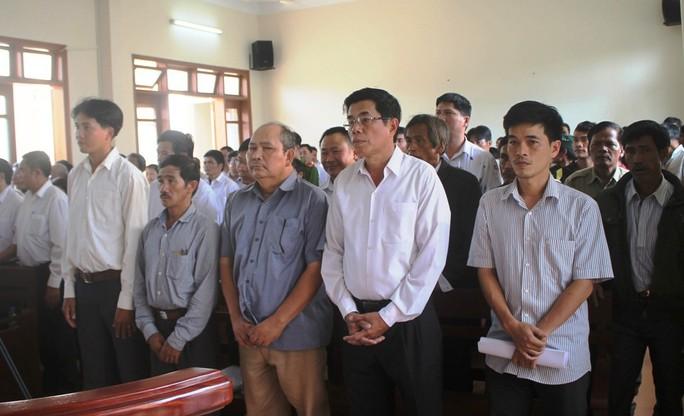 Kháng nghị mức án quá nhẹ trong vụ án Thủy điện Đắkđrinh Quảng Ngãi - Ảnh 1.