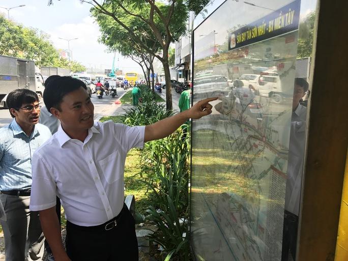 Mạng lưới bản đồ xe buýt trên địa bàn TP