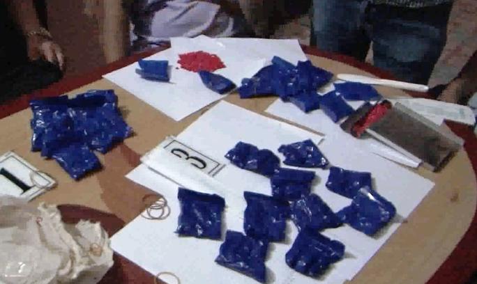 Phá đường dây ma túy cực khủng tại Quảng Bình - Ảnh 2.