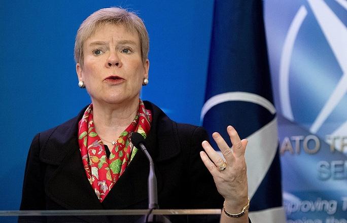 NATO nói lại vụ chiến đấu cơ bị tiêm kích Nga xua đuổi - Ảnh 2.