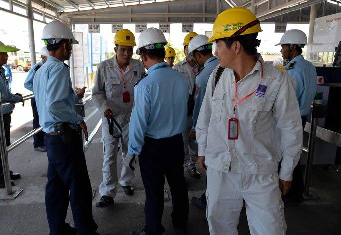 Ngắm bên trong công trường bảo dưỡng Nhà máy lọc dầu hàng tỉ USD - Ảnh 3.