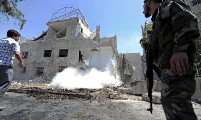 Syria in hình tổng thống Assad lên đồng nội tệ - Ảnh 2.