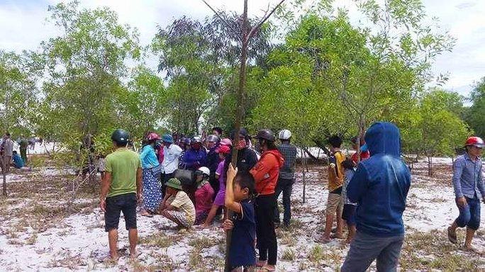 Tìm thấy thi thể bé trai 6 tuổi mất tích ở Quảng Bình - Ảnh 2.