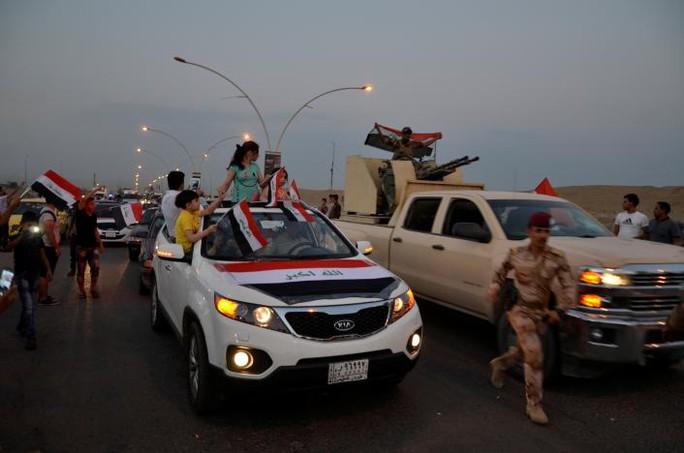 Thâm thù khơi lại sau khi Iraq tái chiếm Mosul? - Ảnh 2.
