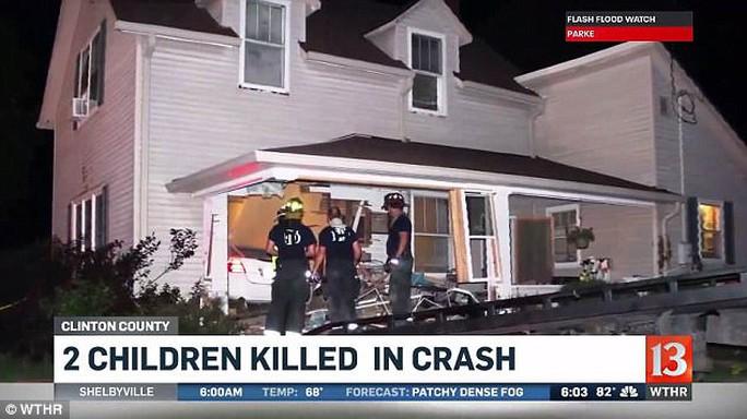 Mỹ: Ba mẹ con bị bắn chết trong xe hơi - Ảnh 3.
