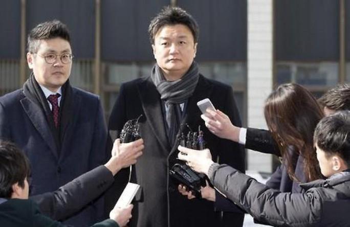 Vụ ly hôn đắt giá của người thừa kế Samsung - Ảnh 2.