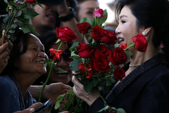 Lời cuối của bà Yingluck trước khi tòa ra phán quyết - Ảnh 3.