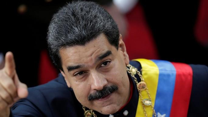 Tổng thống Venezuela muốn gặp ông Donald Trump - Ảnh 1.