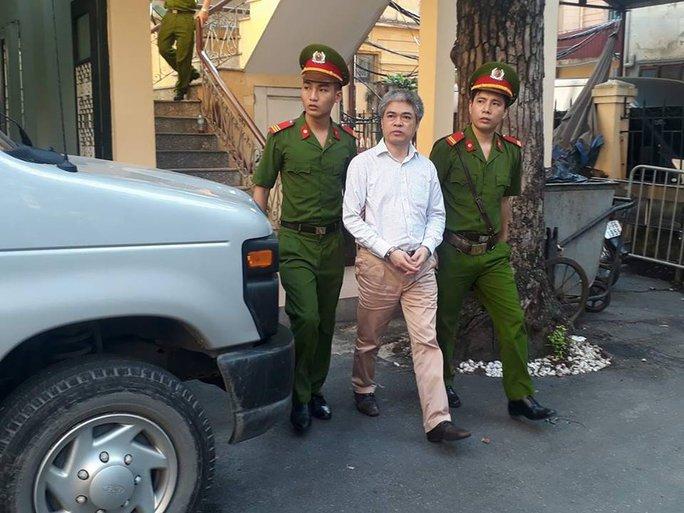 Hà Văn Thắm xin mức án cao nhất, miễn tội cho cấp dưới - Ảnh 2.