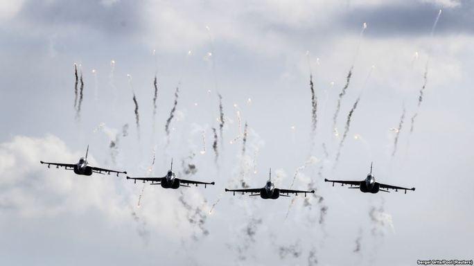 Nga bác bỏ cáo buộc để lại binh sĩ ở Belarus - Ảnh 2.