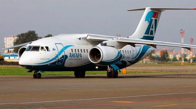 Nga: Máy bay hạ cánh khẩn vì động cơ cháy ngùn ngụt - Ảnh 2.