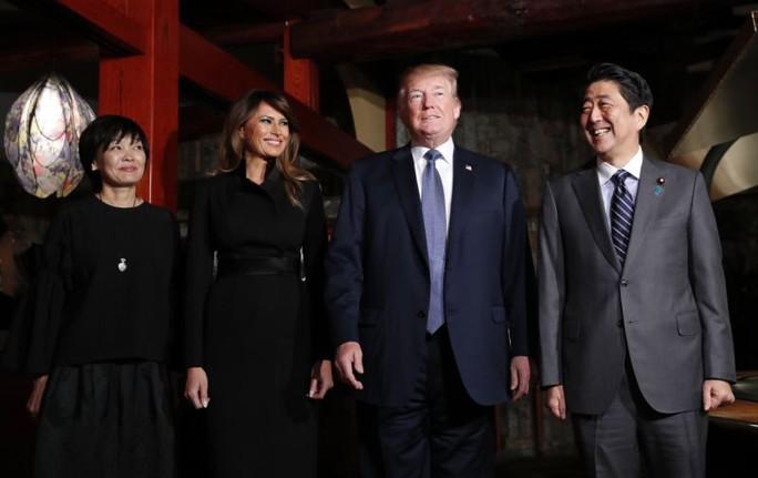 """Tổng thống Donald Trump sẽ """"ngồi xuống nói chuyện với ông Kim Jong-un"""" - Ảnh 2."""