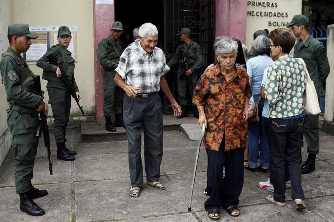 Tổng thống Venezuela: Các đảng đối lập biến khỏi bản đồ chính trị - Ảnh 2.