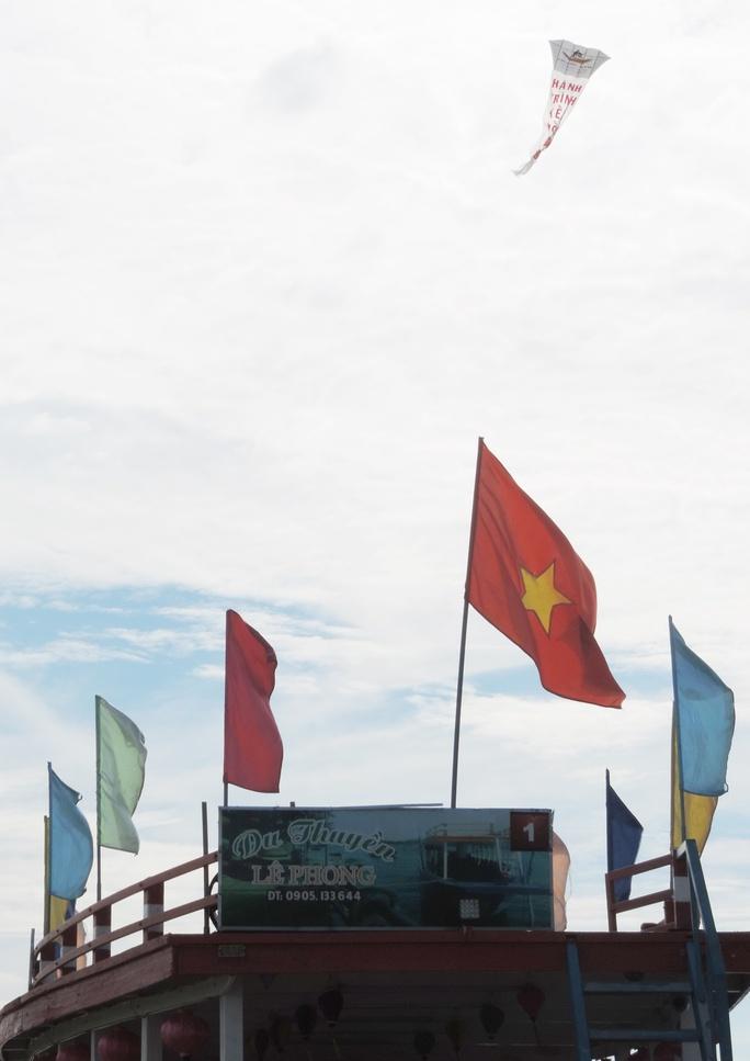 Đắm chìm với những màn trình diễn tại Festival Diều quốc tế - Ảnh 7.