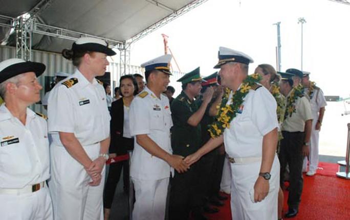 Khởi động chương trình đối tác Thái Bình Dương tại Đà Nẵng - Ảnh 1.