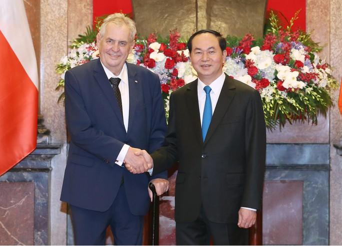 Việt Nam - Czech tăng cường hợp tác kinh tế, thương mại - Ảnh 1.
