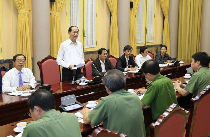 Tuần lễ Cấp cao APEC: Không để xảy ra sai sót - Ảnh 1.