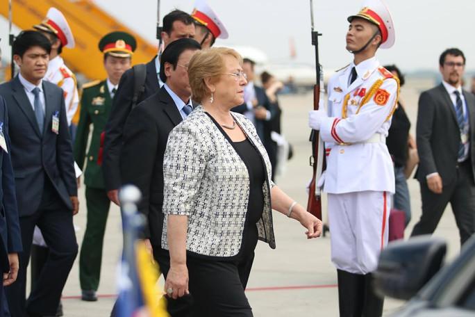 Tổng thống Chile thăm cấp nhà nước tới Việt Nam - Ảnh 1.