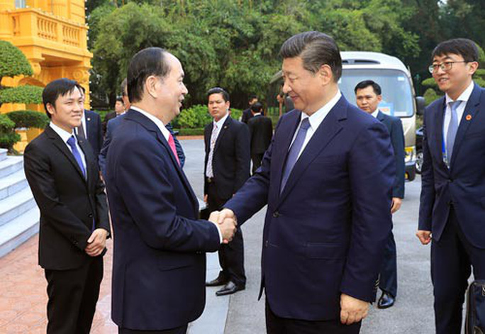 Việt Nam - Trung Quốc ra Tuyên bố chung - Ảnh 1.
