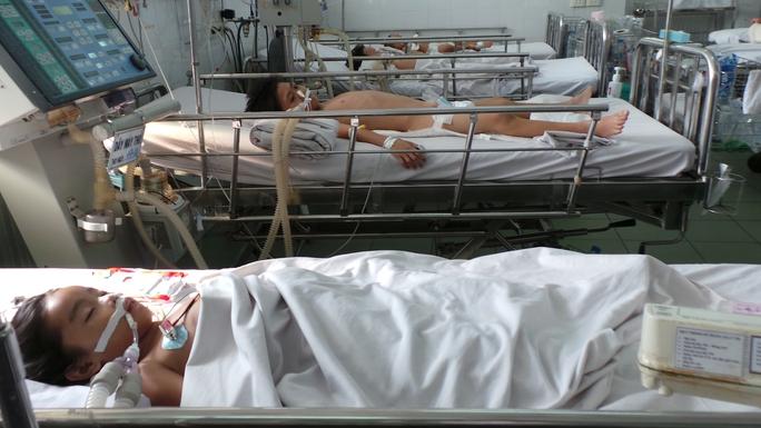 TP HCM thêm khu tiếp nhận điều trị bệnh nhi sốt xuất huyết - Ảnh 1.
