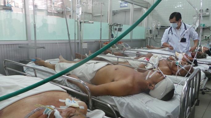 Sau nghỉ lễ, nhiều người nhập viện do TNGT - Ảnh 1.