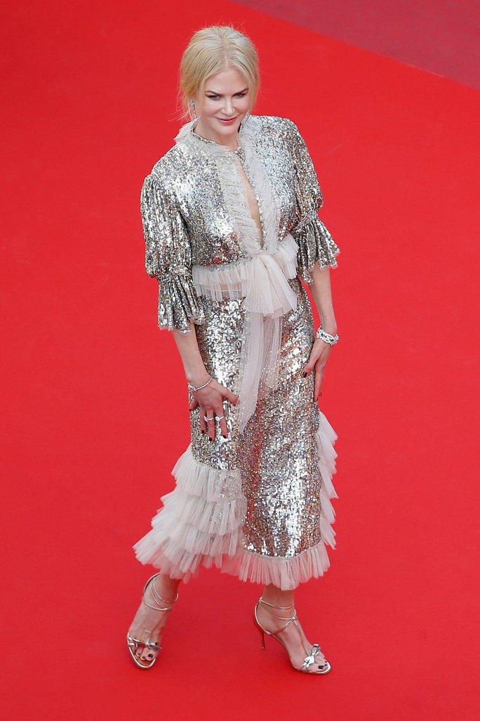 Elle Fanning đọ sắc Nicole Kidman trên thảm đỏ - Ảnh 5.
