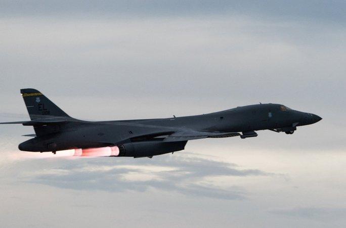Mỹ đang chuẩn bị cho xung đột quân sự trên bán đảo Triều Tiên? - Ảnh 1.